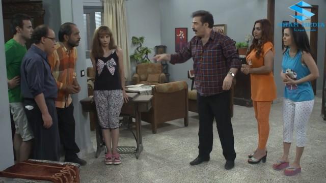 اقدام  رنا شميس وليا مباردي .. أزمة عائلية ح 14