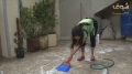 اصابع اقدام ليا مباردي وهيي عم تشطف من أزمة عائلية 19